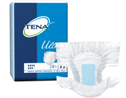 TENA Ultra Briefs, incontinence briefs, incontinence products for women, incontinence products for men, adult diapers,