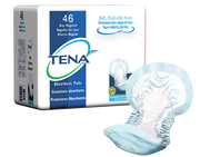 incontinence pad, tena pads, severe incontinence