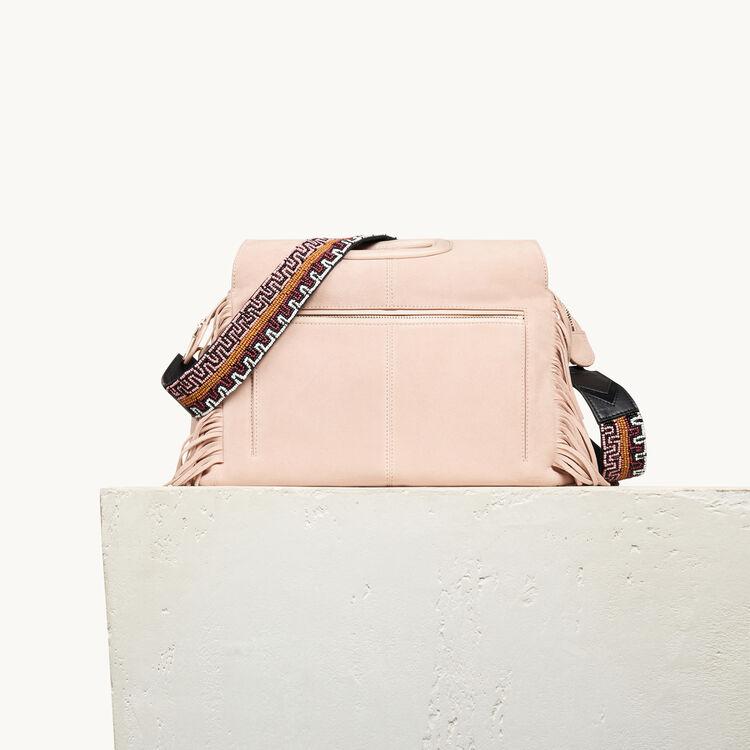 Trageriemen für Taschen mit Perlenbesatz - Andere accessoire - MAJE