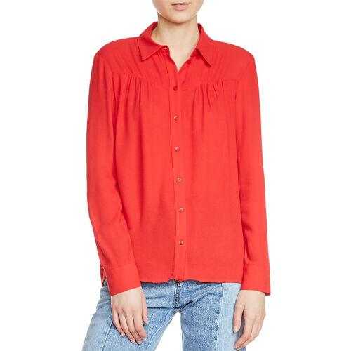 Floaty blouse - Tops & T-Shirts - MAJE