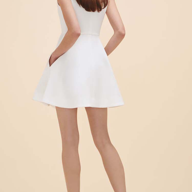 Sleeveless dress - Dresses - MAJE