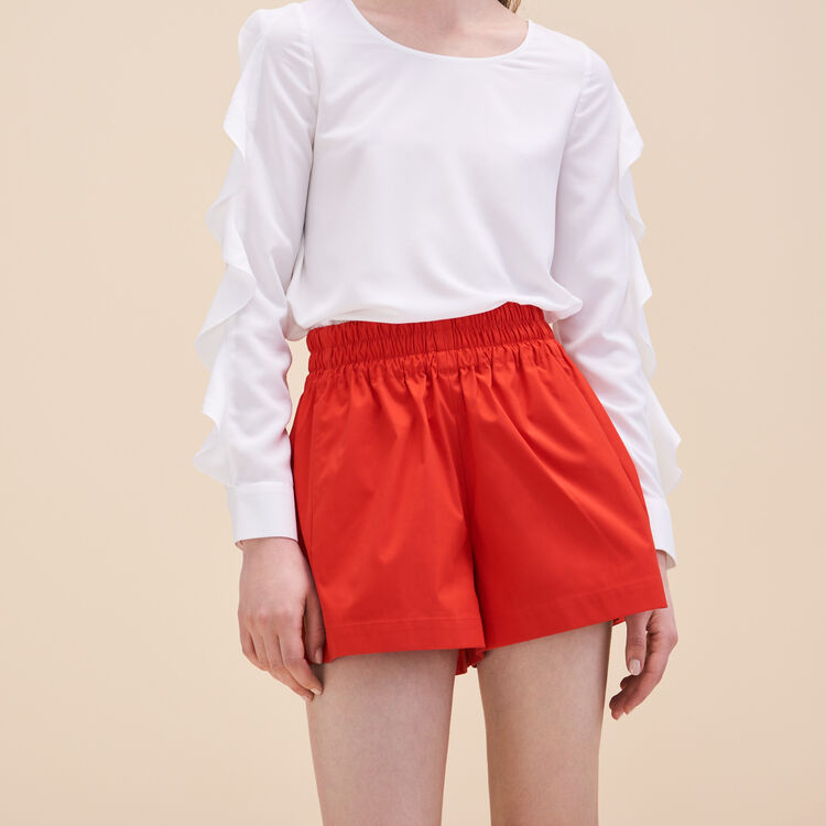 Short fluide - Jupes & Shorts - MAJE