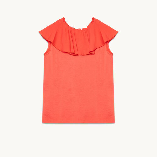 Sleeveless top - Tops & T-Shirts - MAJE