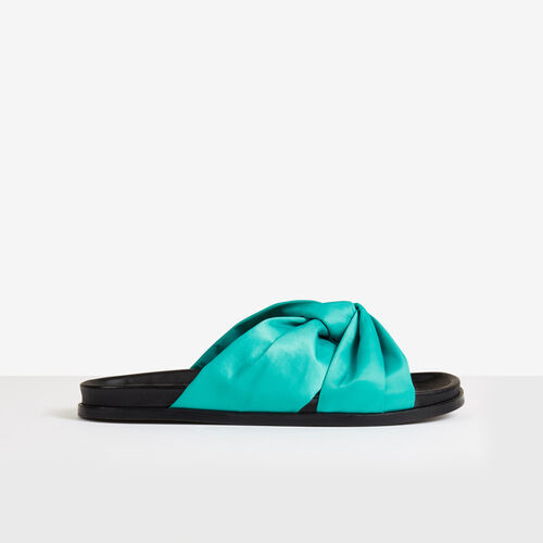 Flat sandals - Shoes & Accessories - MAJE