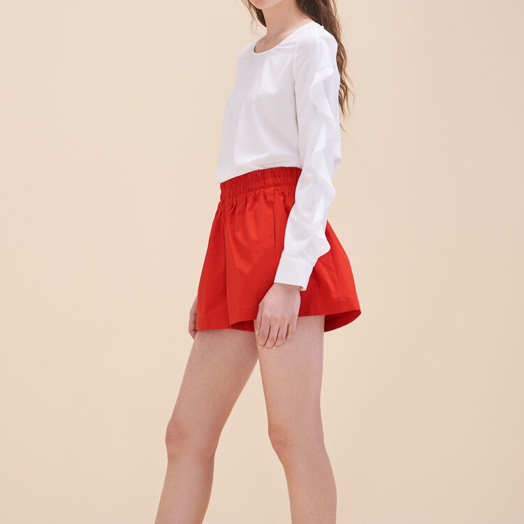 Floaty shorts - Skirts & Shorts - MAJE