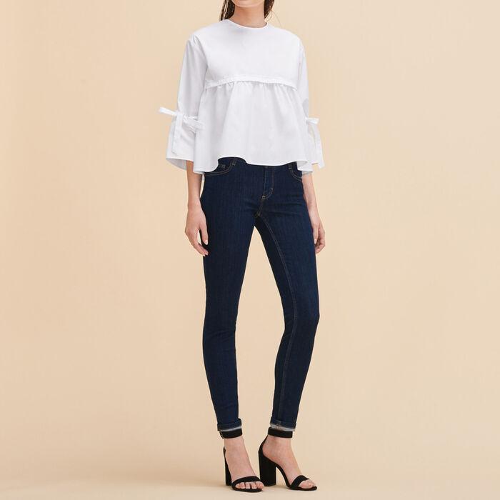 Skinny-Jeans -  - MAJE