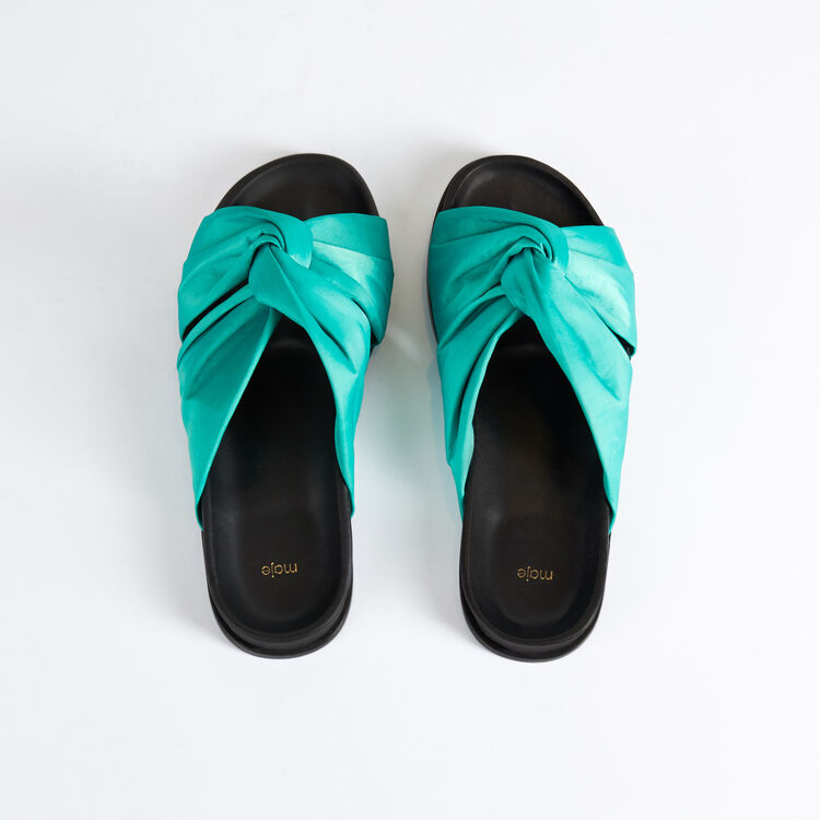 Flat sandals - Shoes - MAJE