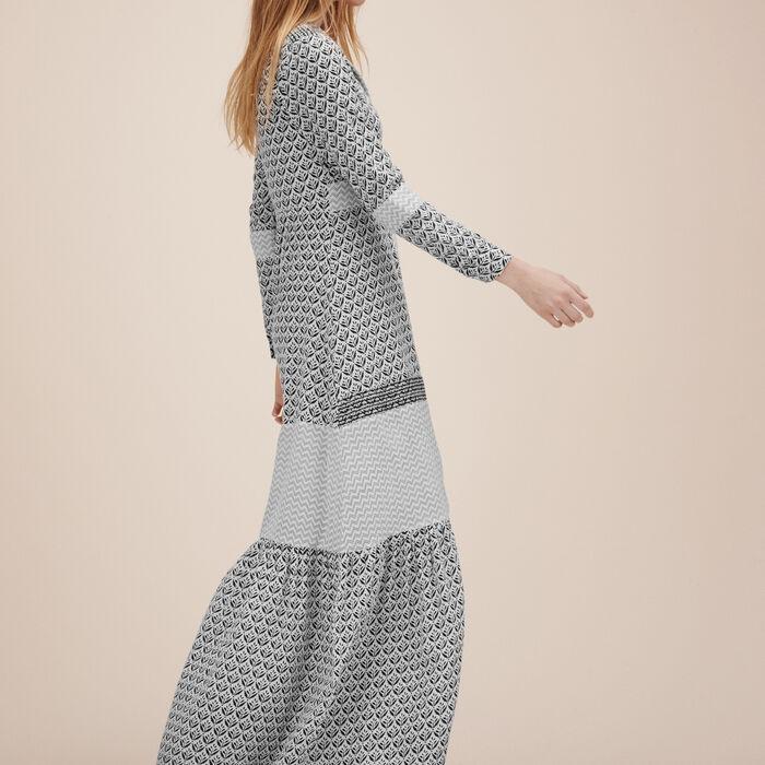 Long shirt dress - Dresses - MAJE