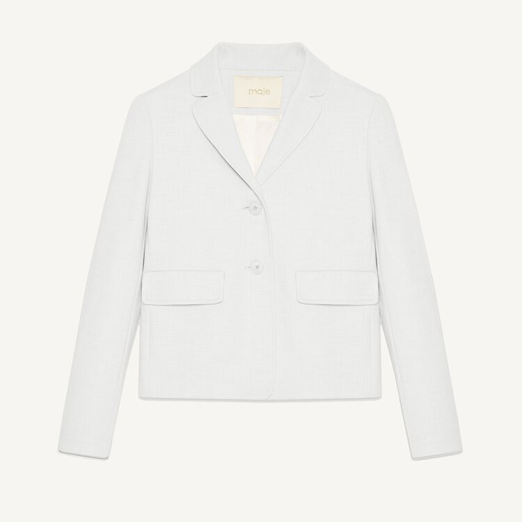 Tailored jacket - Blazers - MAJE