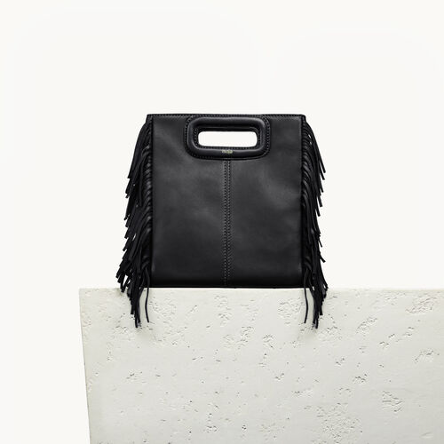 Lambskin M bag - All bags - MAJE