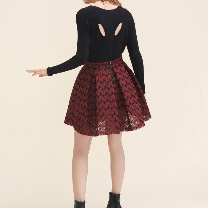 Fine wool blend jumper -  - MAJE