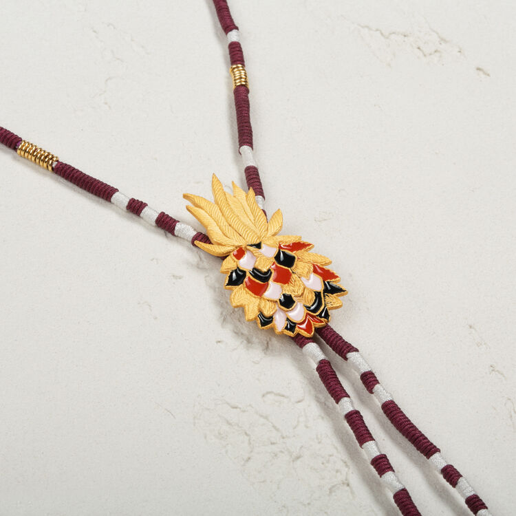 Long necklace -  - MAJE