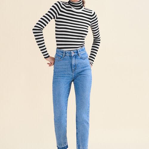 Straight jean - Jeans - MAJE