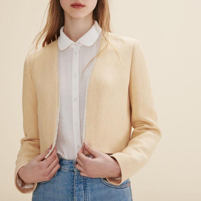 Short jacket -  - MAJE