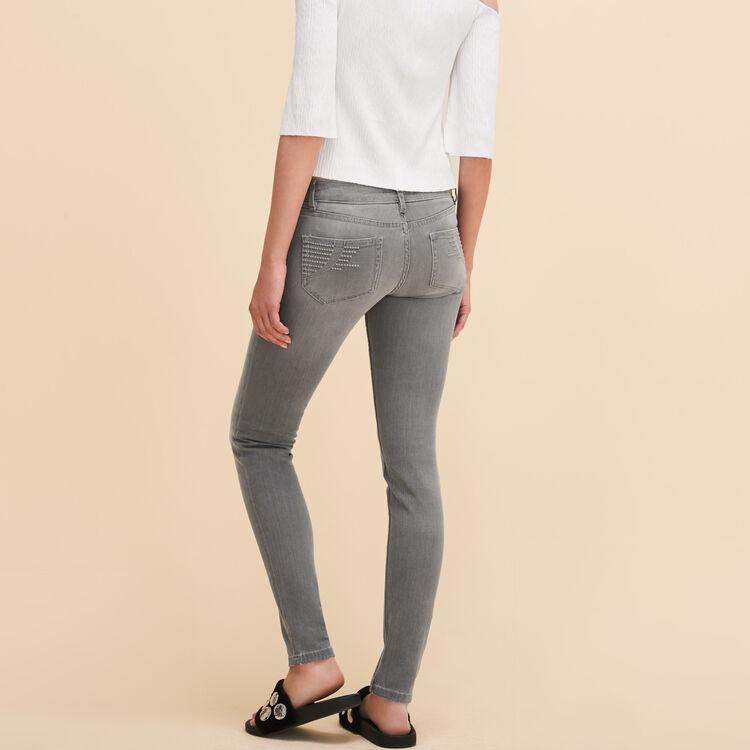 Jean skinny - Pantalons & Jeans - MAJE