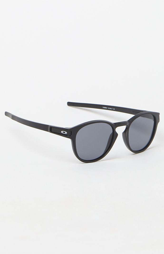 Oakley Latch Matte Black Sunglasses - Matte BLK 5343801