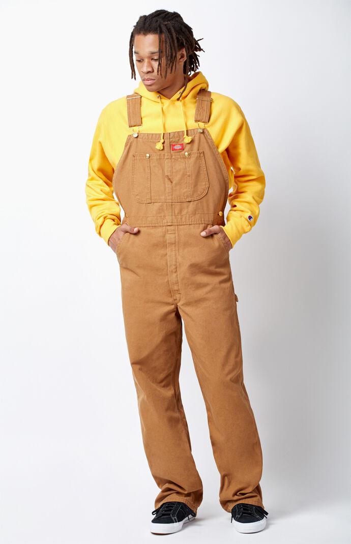 Dickies Bib Overalls - Khaki 6838510
