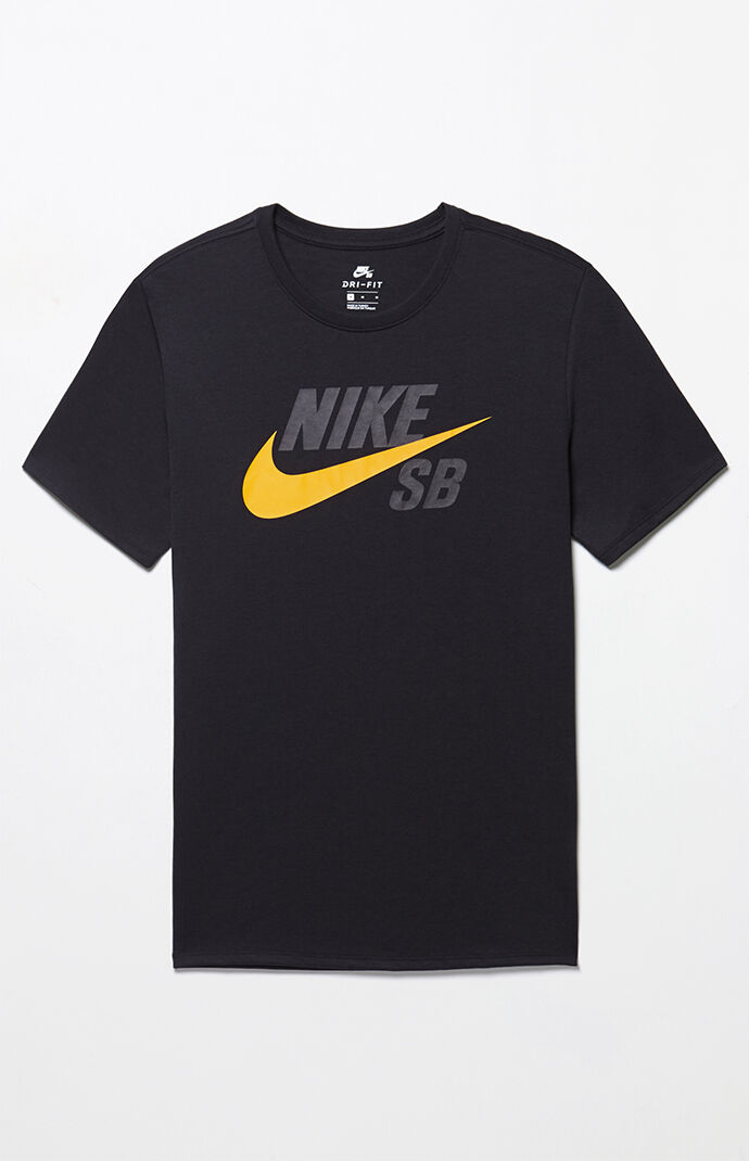 Nike SB Dri-FIT Futura T-Shirt - Black 6553325