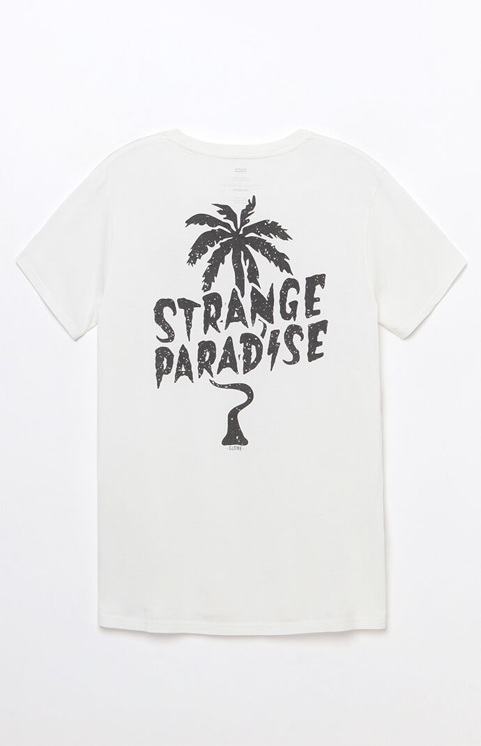 Globe Strangers T-Shirt - White 6273114