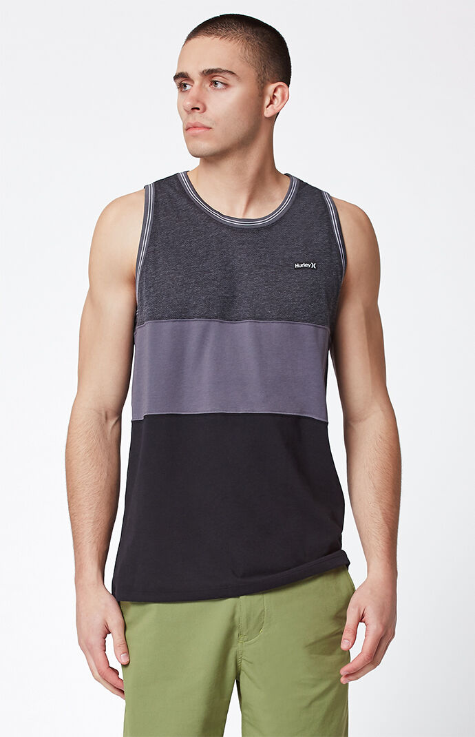 Hurley Dri-FIT Third Tank Top - Black 6327332