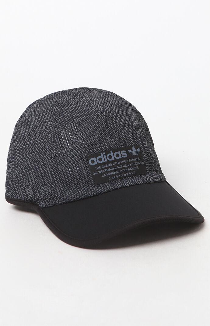 adidas NMD Primeknit Strapback Dad Hat - Black 6631287