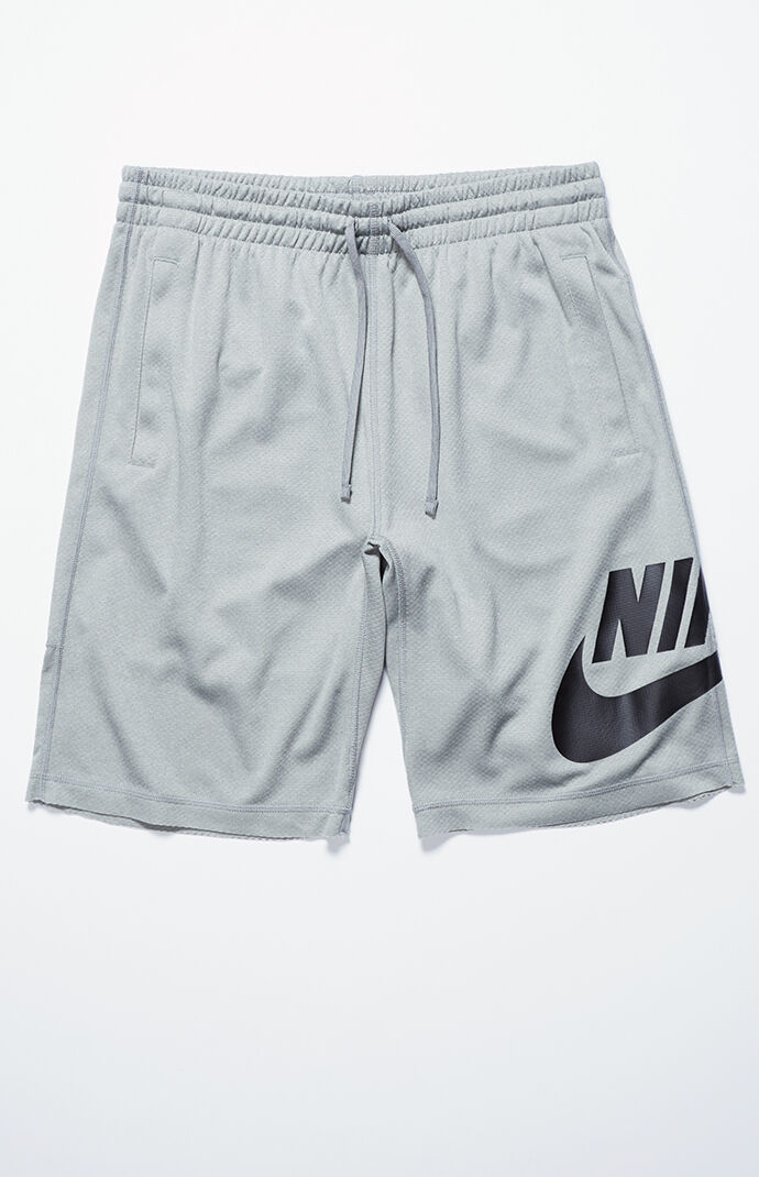 Nike SB Dri-FIT Sunday Drawstring Active Shorts - Grey/black 5926183