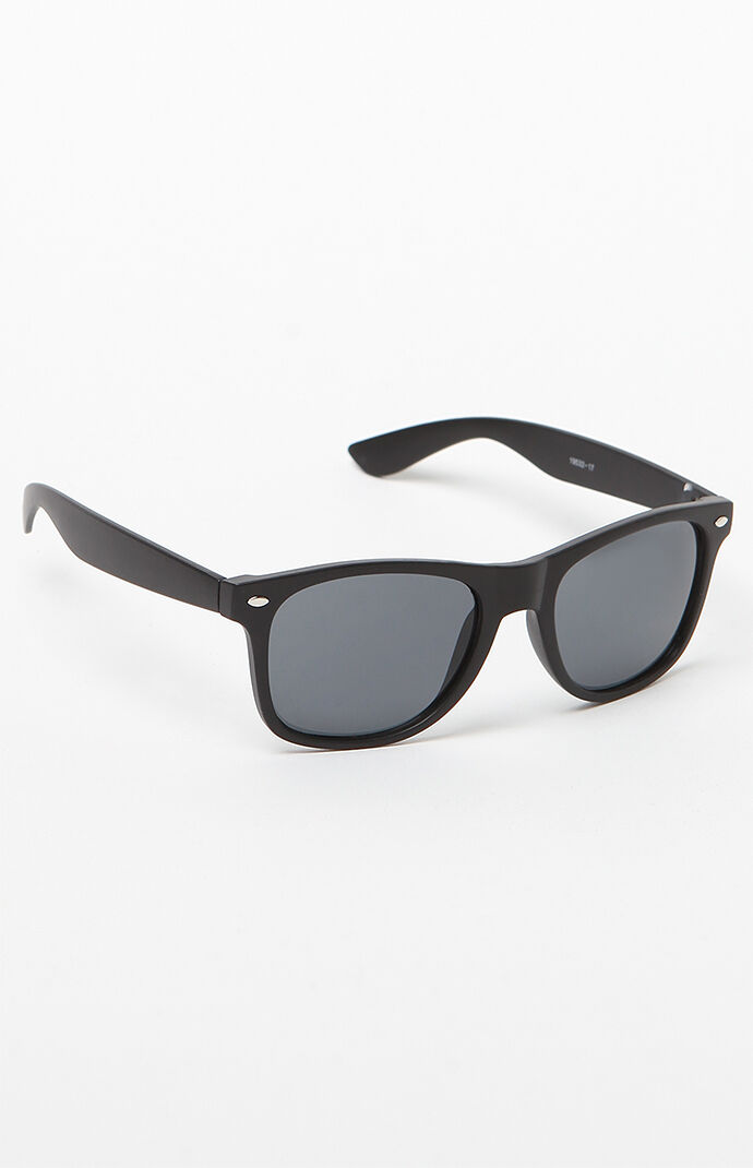 Classic Black Sunglasses - Matte BLK 6230007