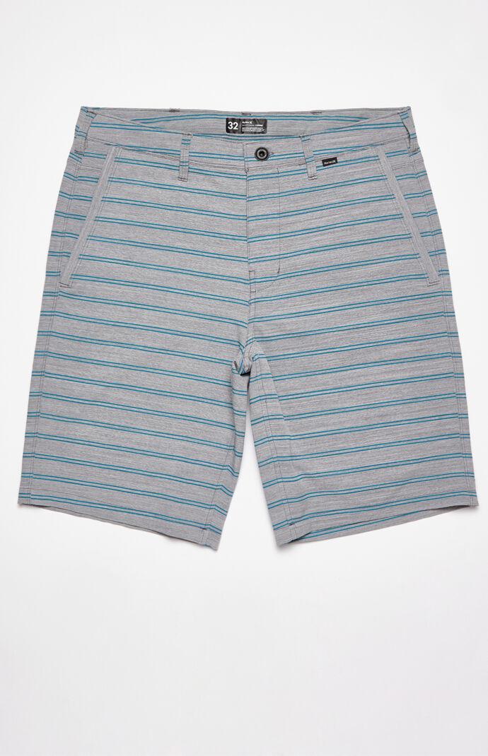 Hurley Dri-FIT Belmont Walk Shorts - Wolf Grey 7036155