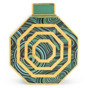 Vases - Malachite Oct Vase