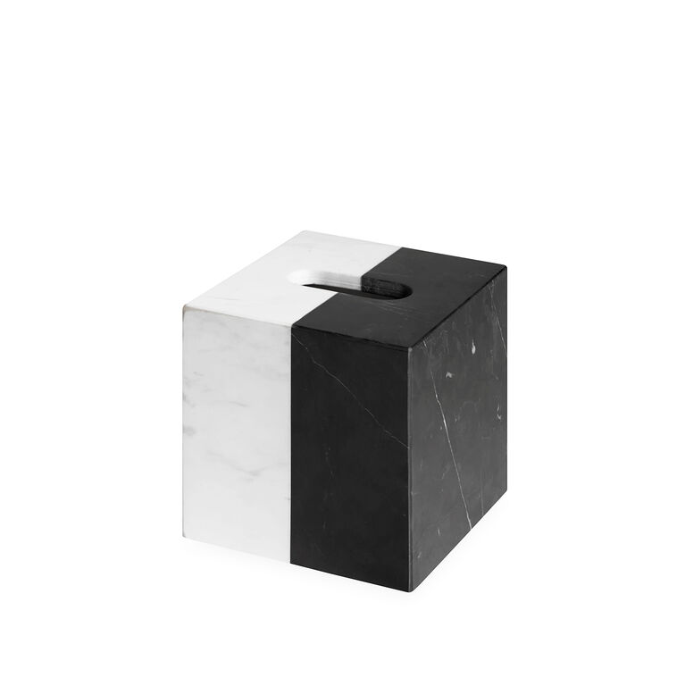 Bath Accessories - Canaan Tissue Box
