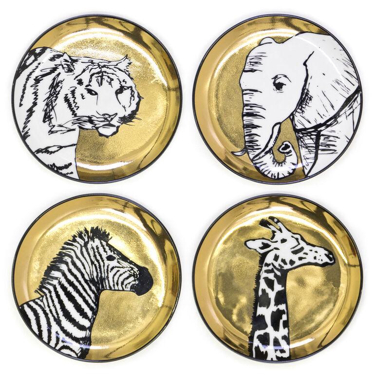 Holding Category - Animalia Coasters