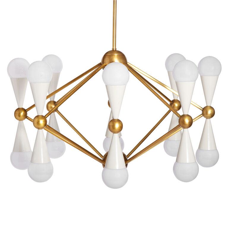 Ceiling Lamps - Caracas 16-Light Chandelier