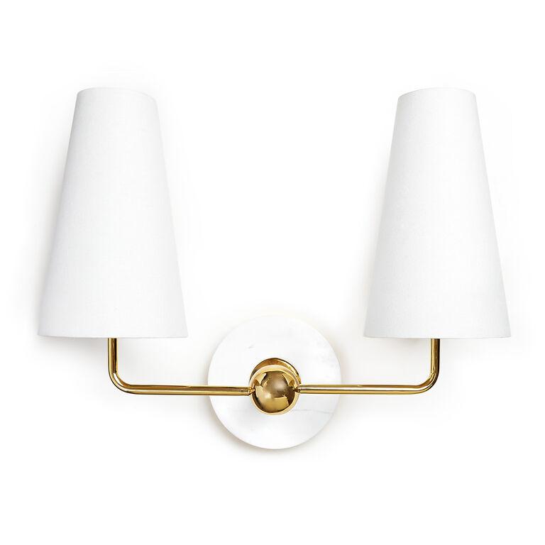 Wall Lamps & Sconces - Caracas 2-Light Sconce