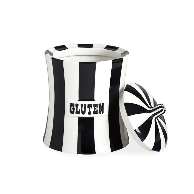Boxes & Canisters - Gluten Canister