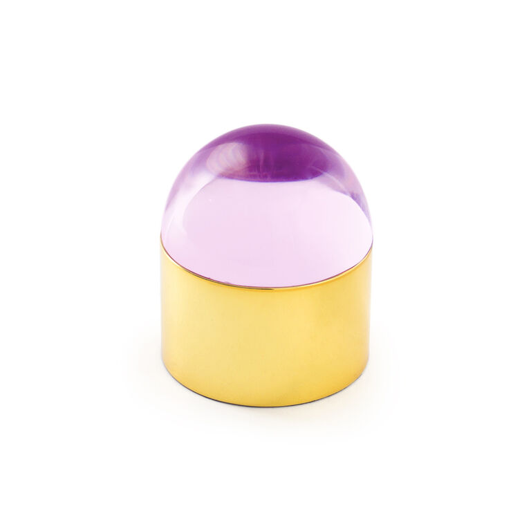 Decorative Objects - Small Pink Globo Box