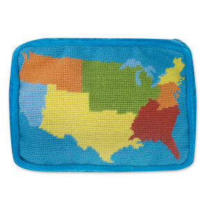 All Handbags & Accessories - Maps Cosmetic Bag