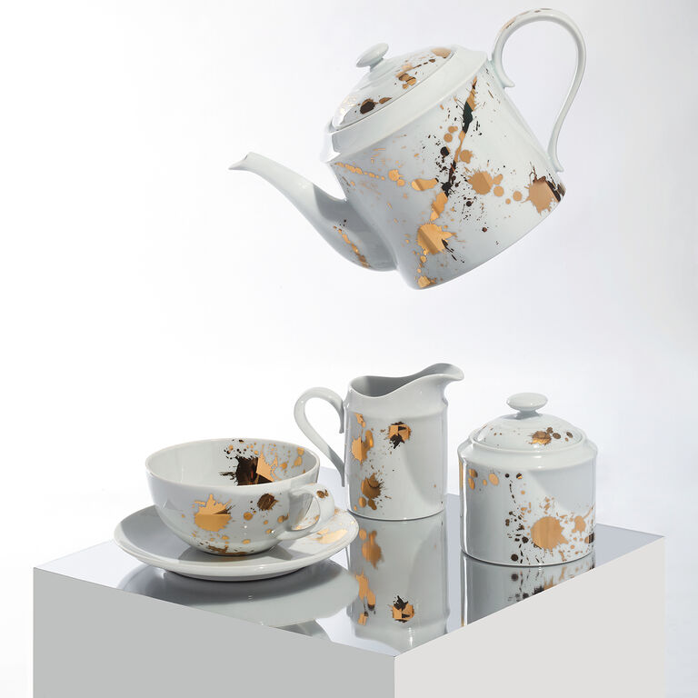 ALL DINING - 1948 Teapot