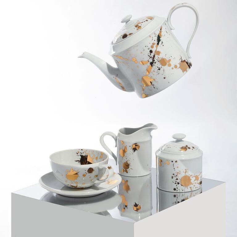 Teapots, Sugar & Creamer Sets - 1948° Creamer