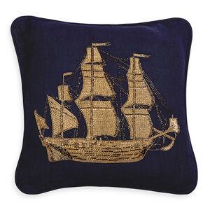 Cushions & Throws - Aquatica Ship Cushion