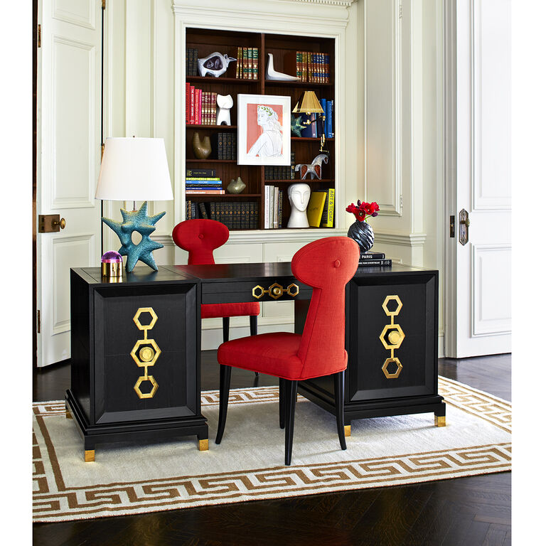 Desks, Chests & Drawers - Turner Executive Desk