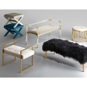 Chairs & Benches - Jacques Bench