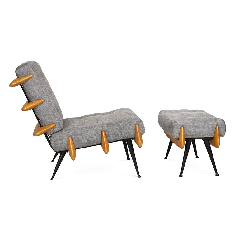 Chairs & Benches - Antibes Ottoman
