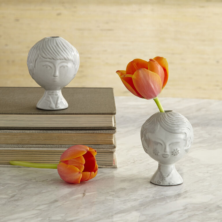 Holding Category - Utopia Reversible Boy/Girl Bud Vase