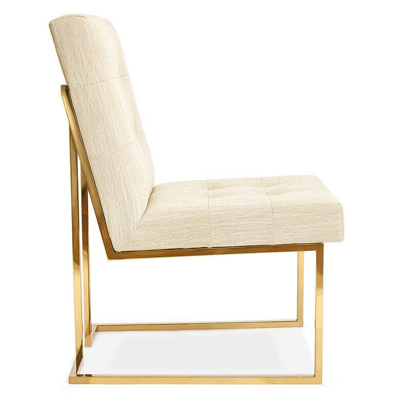 Chairs & Benches - Goldfinger Dining Chair