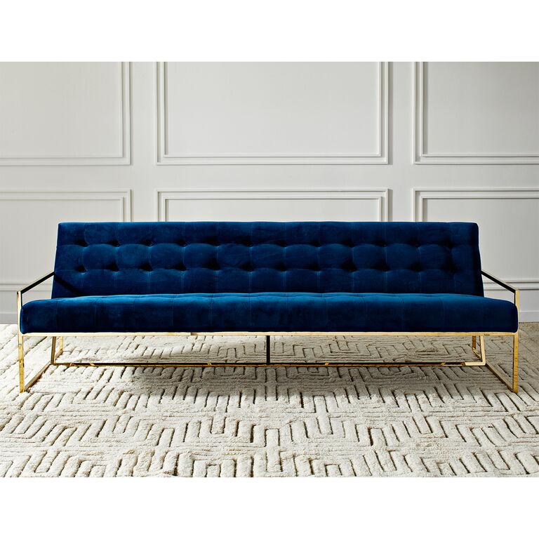Sofas - Goldfinger Three-Seat Sofa