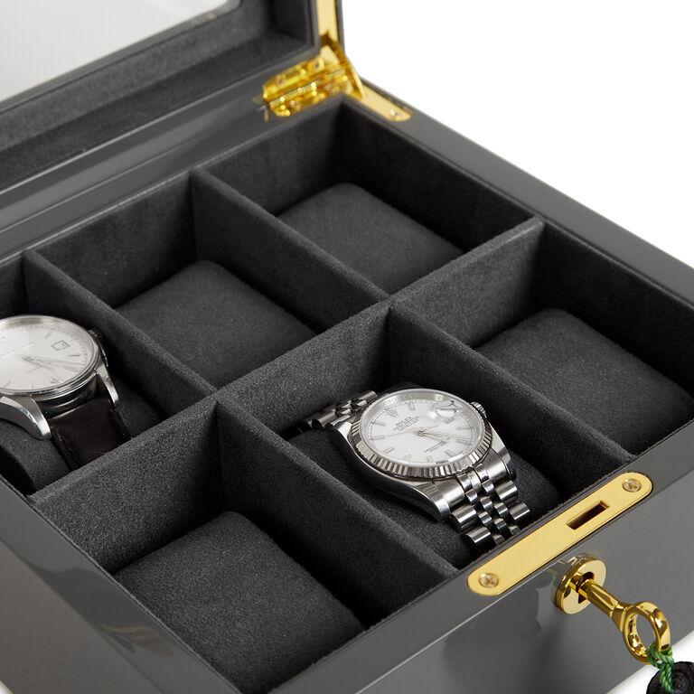 Storage & Organizing - Lacquer Watch Box