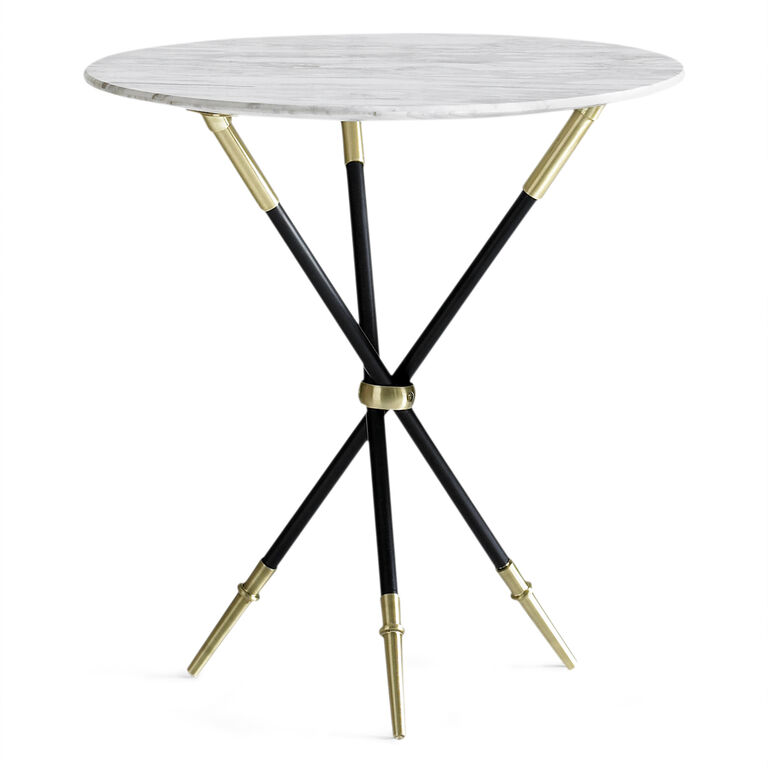 Cocktail, Side & Console Tables - Rider Tripod Table