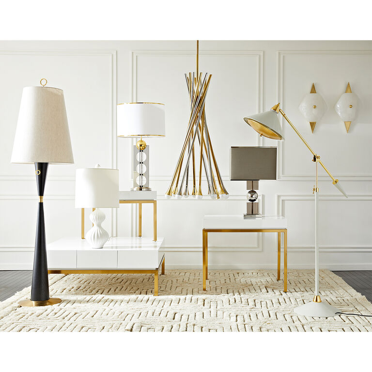Floor Lamps - Maxime Task Floor Lamp