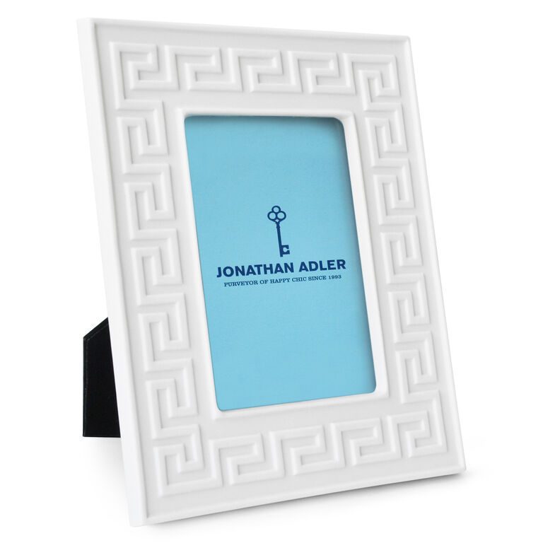 Picture Frames - Charade Greek Key Frame 4 x 6