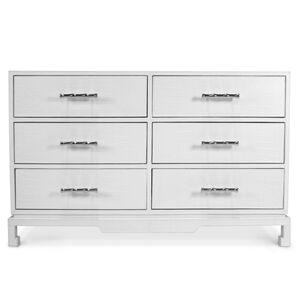 Desks, Chests & Drawers - Preston 6-Drawer Dresser
